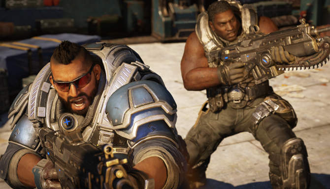 Gears 5 for free