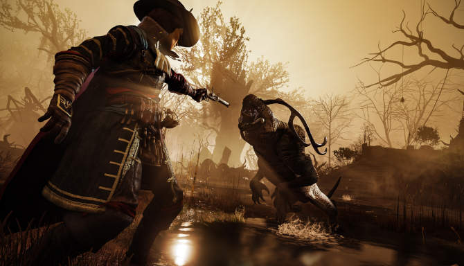 GreedFall for free