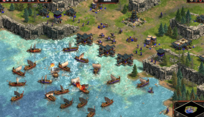 Age of Empires Definitive Edition cracked