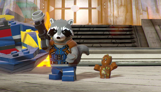 LEGO Marvel Super Heroes 2 for free
