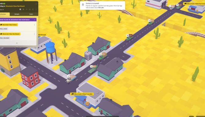 Voxel Tycoon for free