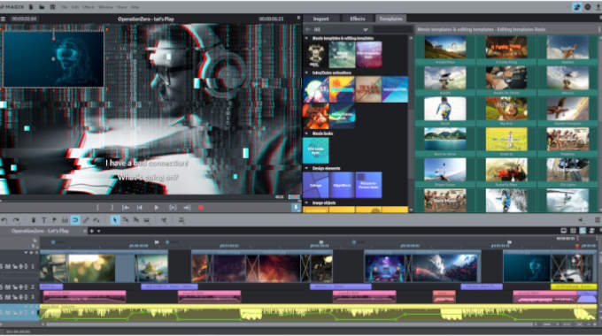 Magix Video Deluxe 2019 for free