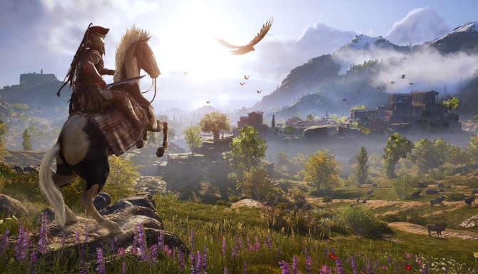 Assassins Creed Odyssey for free