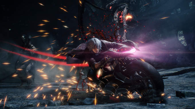 Devil May Cry 5 cracked