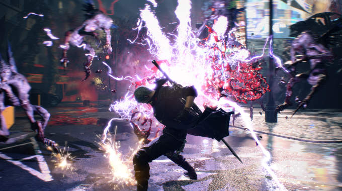 Devil May Cry 5 for free