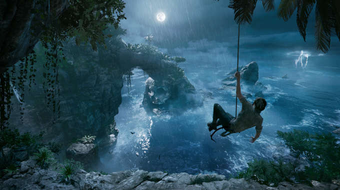 Shadow of the Tomb Raider for free